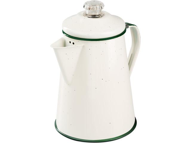 GSI Vintage Percolateur pour 8 tasses 1,2l, cream